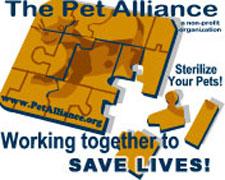 Pet Alliance Logo